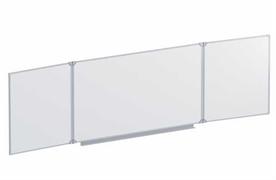 Доска аудиторная магнитная  (белая) 3432х1012 мм
