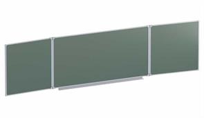 Доска аудиторная магнитная  (зеленая) 3432х1012 мм