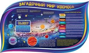 """Стенд """"Загадочный мир космоса"""""""